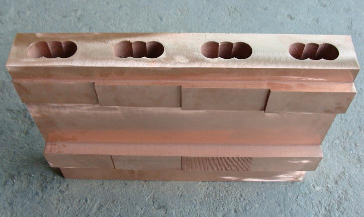 Copper Staves