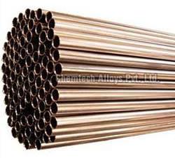 Nickel Alloy Pipe Exporter