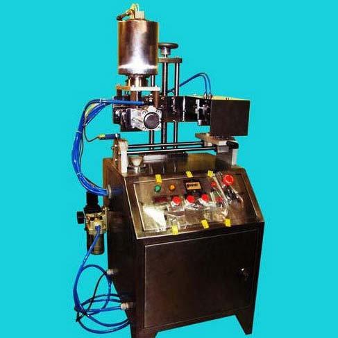 Semi Automatic Tube Sealing Machine