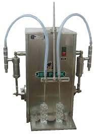 Twin Head Perfume Filling Machine