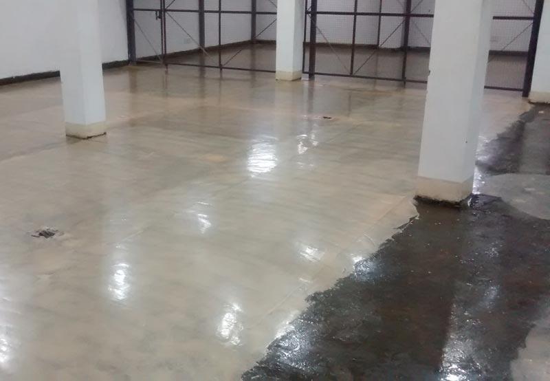 Epoxy Floor Screed
