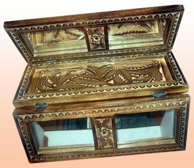 Handmade Cardboard Box