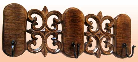 Wooden Wall Hanger
