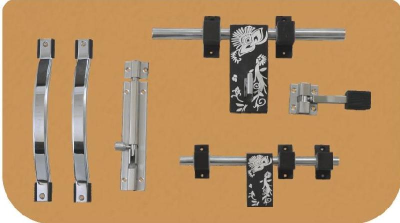 Aluminium Deluxe Door Kit 03
