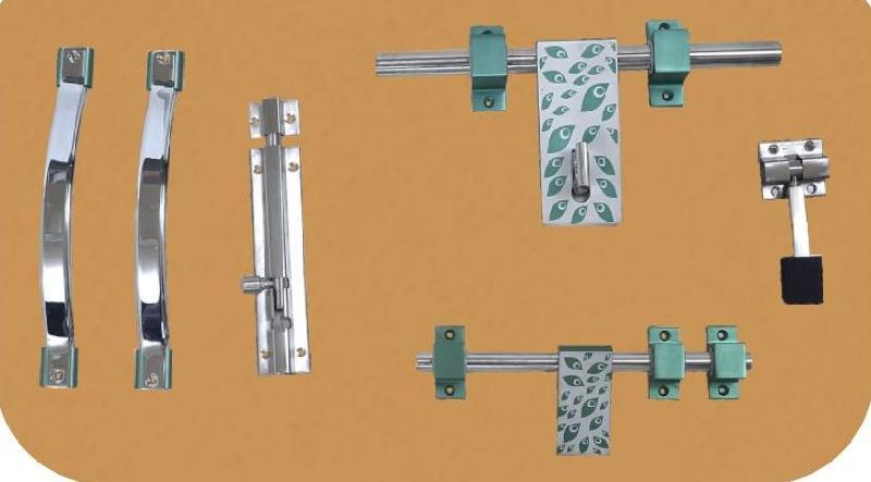 Aluminium Deluxe Door Kit 05