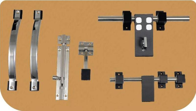 Aluminium Premium Door Kit 04