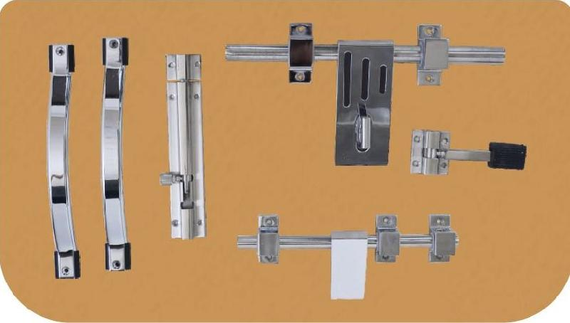 Aluminium Premium Door Kit 05