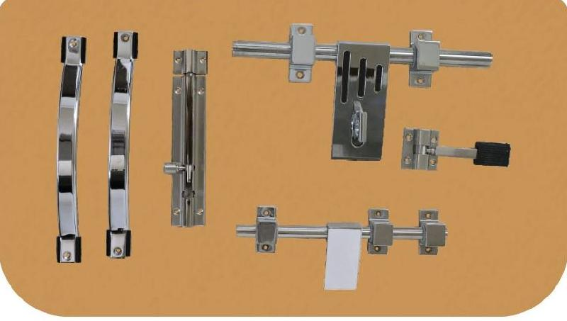 Aluminium Premium Door Kit 06