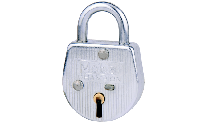 Stainless Steel Padlock 02