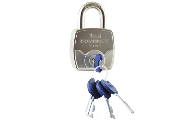 Stainless Steel Padlock 05