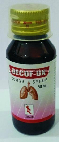 Decof-DX Syrup
