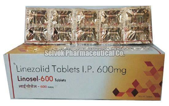 Linosel-600 Tablets