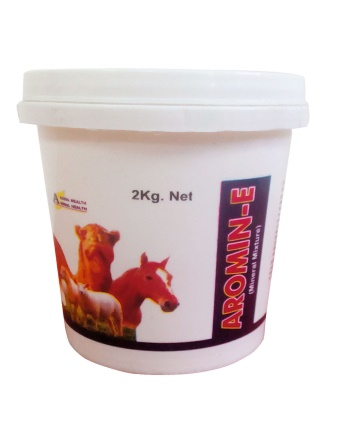 Aromin - E Mineral Mixture