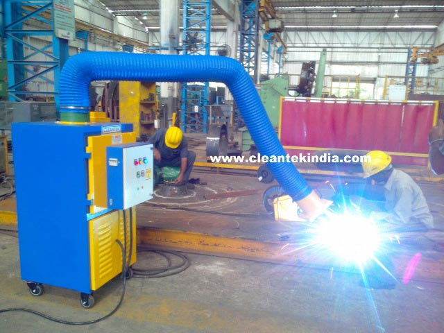 Welding Fume Extraction Systems : Welding fume extractor portable extraction