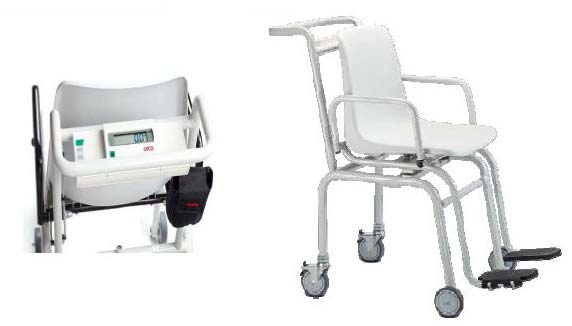 Wheelchair Weighing Scale