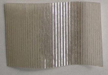 Corrugated Mica Sheets