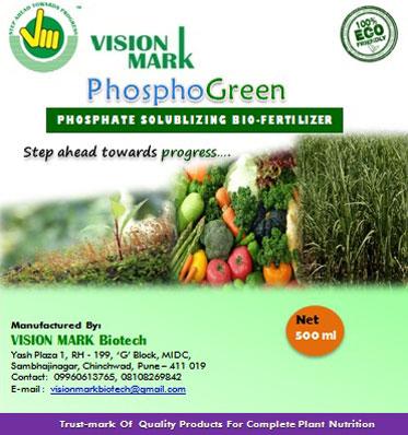Phosphate Solubilizing Bio-Fertilizer