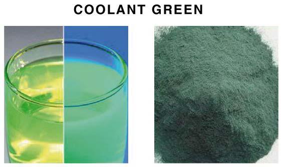 Coolant Green