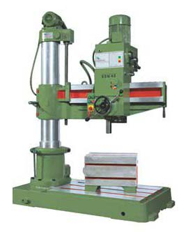 Geared Radial Drilling Machine (Model No. SDM- 45)