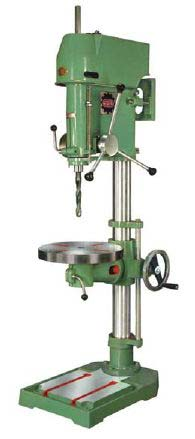 Pillar Drilling Machine (Model No. SEW P-1)