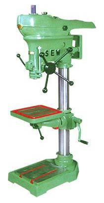 Pillar Drilling Machine (Model No. SEW P-4)