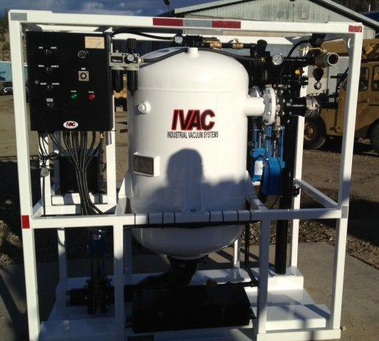 Industrial Vacuum Systems Manufacturers : Industrial vacuum transfer system material