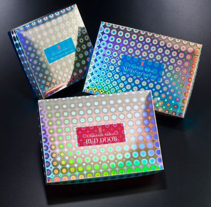 Customized Holographic Carton