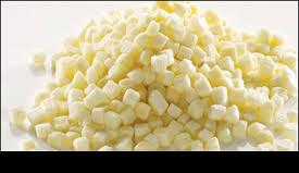 Mozzarella Diced Cheese