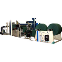 Extrusion Coating Lamination Plant 05