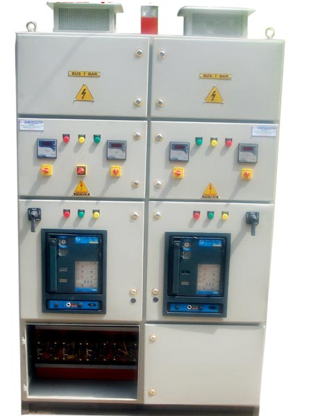 Change Over Control Panel