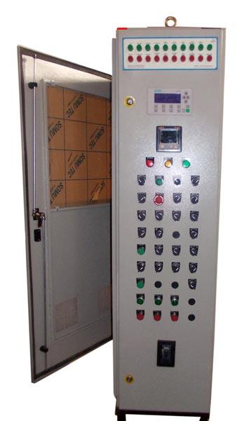 PLC Control Control Panel