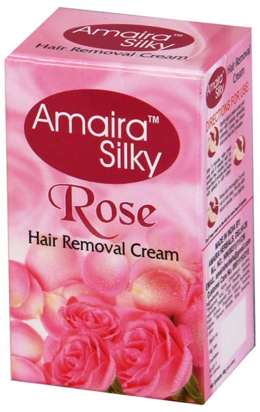 Amaira Silky Rose Hair Removal Cream