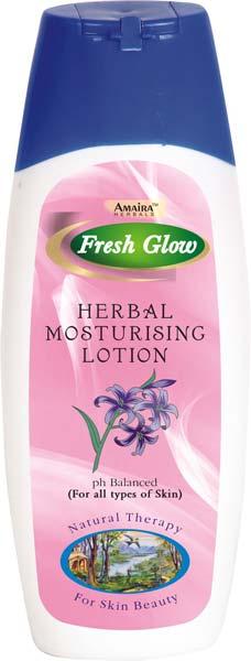 Herbal Moisturizing Body Lotion