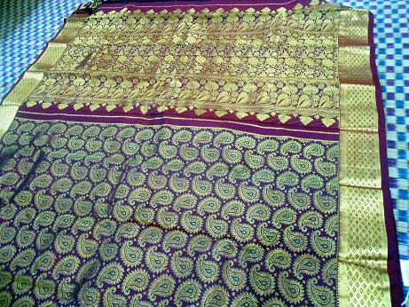 South Indian Silk Saree