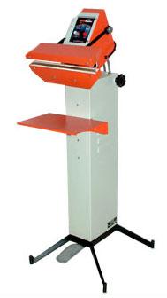 foot pedal heat sealing machine