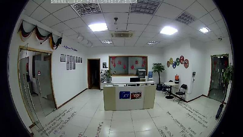 360 Fisheye Wireless IP Camera 02