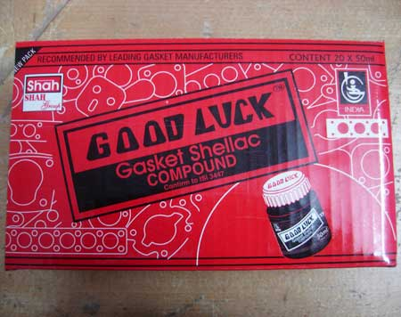 Gasket Shellac Compound Manufacturer and Exporter