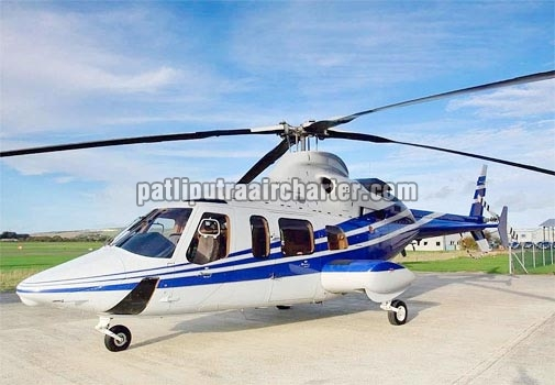 Bell 430 Helicopter Charter In New Delhi India