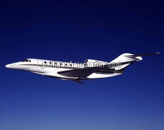 Citation Excel Jet Charter