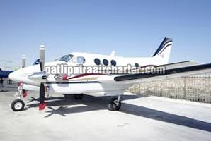 King Air C90A Aeroplane Charter