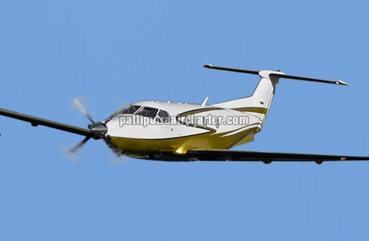 Pilatus PC-12 Charter