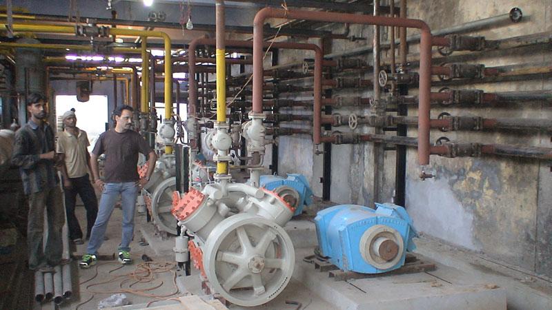 Ammonia Refrigeration Plant Ammonia Refrigeration System