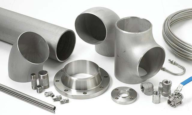 Stainless Steel Pipe Fittings 01