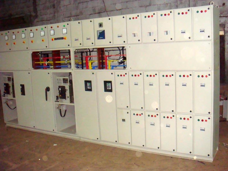 Mcc Control Panels Motor Control Center Control Panels Mcc
