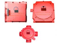 Atex Flameproof Fire Fighting Junction Box