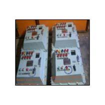 Atex Flameproof Motor Control Panel