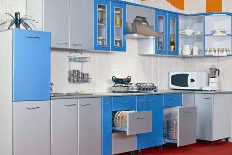 Modular Kitchen Fabrication