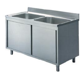Stainless steel sinks stainless steel kitchen sinks ss for Aluminum kitchen cabinets saudi arabia