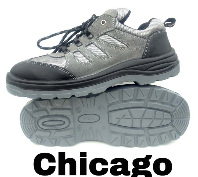 Chicago Grey Shoes