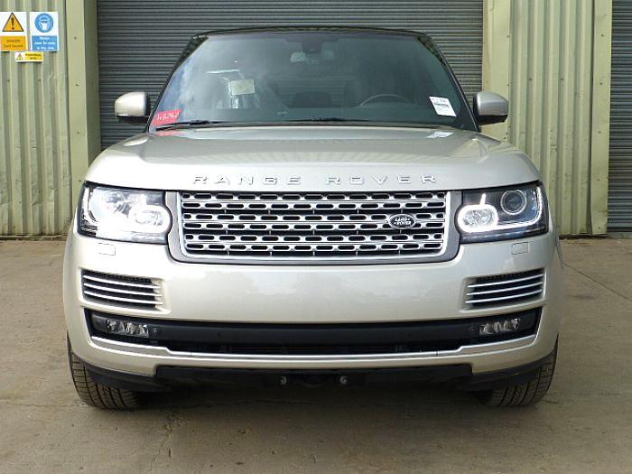 2014 New Range Rover LHD Van Car